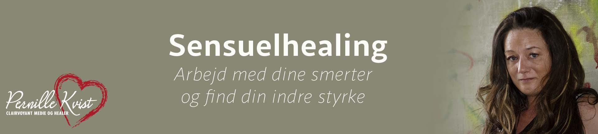 Pernille Kvist - Sensuel Healing - hjemmeside